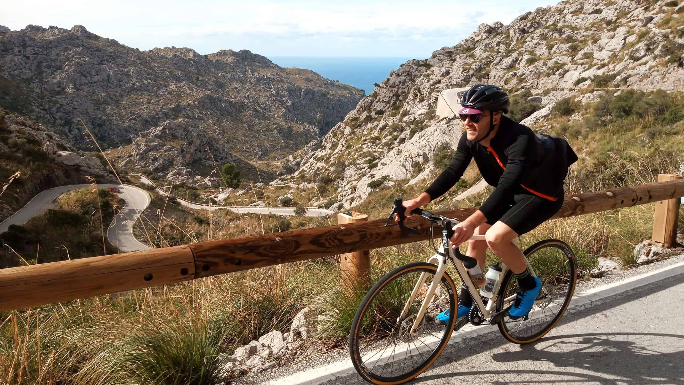 Kolesarjenje Mallorca