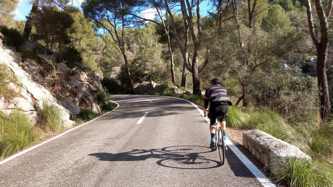 kolesarski vzpon
