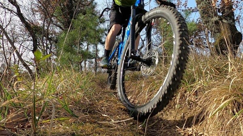 RockVelo MTB trails enduro rental izposoja